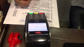 видео Тестируем платежи со смартфона МТС при помощи NFC-технологии