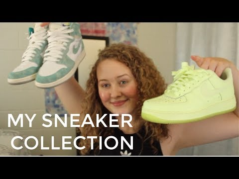 MY 2019 SNEAKER COLLECTION | New Releases - Jordan, Nike, Adidas...