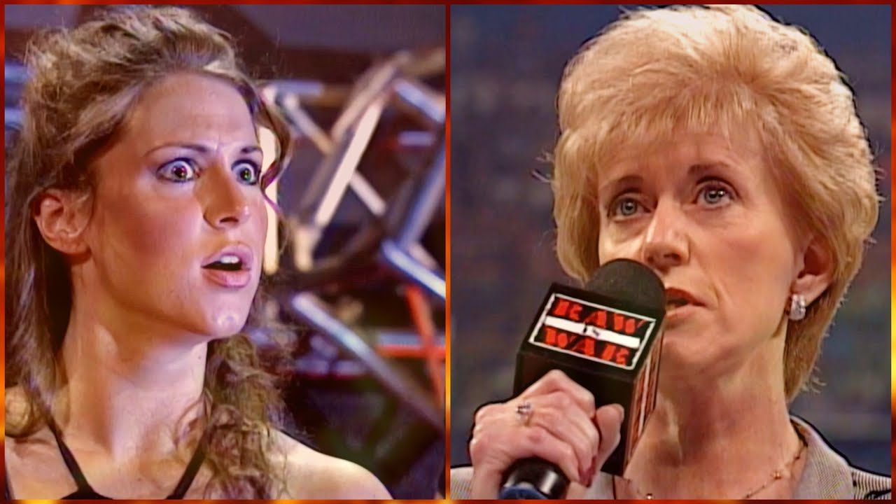 Download Linda McMahon punishes the McMahon-Helmsley Faction: RAW IS WAR, June 12, 2000