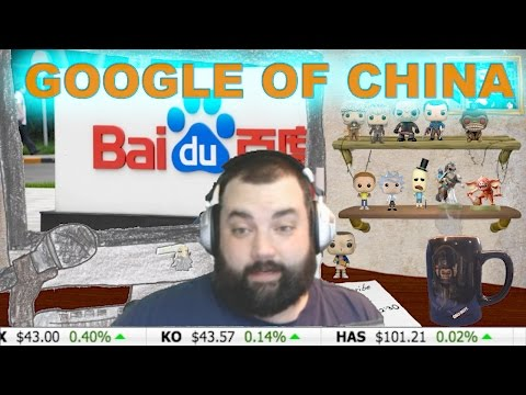 LOOKING AT BAIDU THE GOOGLE OF CHINA AS AN INVESTMENT ~Investor XP~