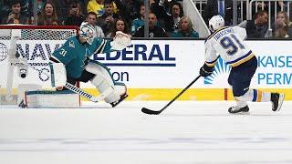 Vladimir Tarasenko snipes top-shelf goal on penalty shot