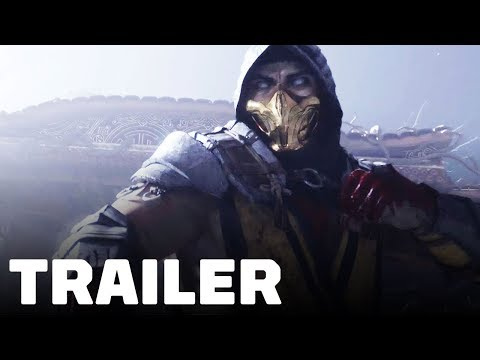 Mortal Kombat 11 Cinematic Reveal Trailer - The Game Awards 2018