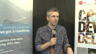 Demo Day Interview: Brady Forrest  of Highway1