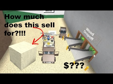 How much does whole truck of palm wood sell for?!!!! [Lumber tycoon 2]
