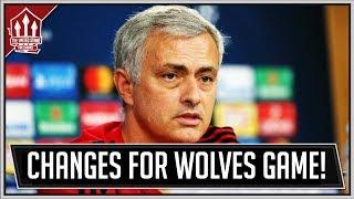 Mourinho Press Conference Reaction   Manchester United vs Wolves