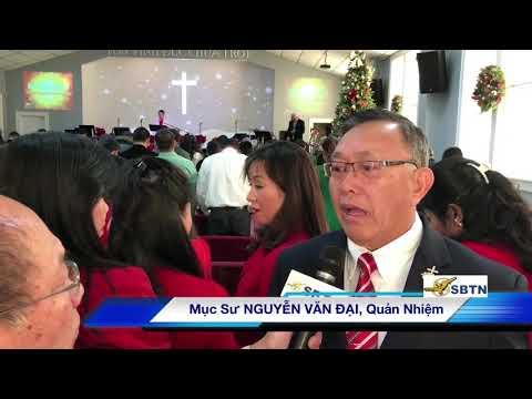 Phóng Sự Sinh Hoạt Cộng Đồng: Hội Thánh Tin Lành Báp tít Phước Hạnh: Thánh Nhạc Giáng Sinh 2017