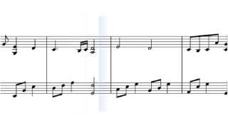 ピンク帽子のドレミファソ(ピアノ)MINMI 歌詞付き フルバージョン ア...