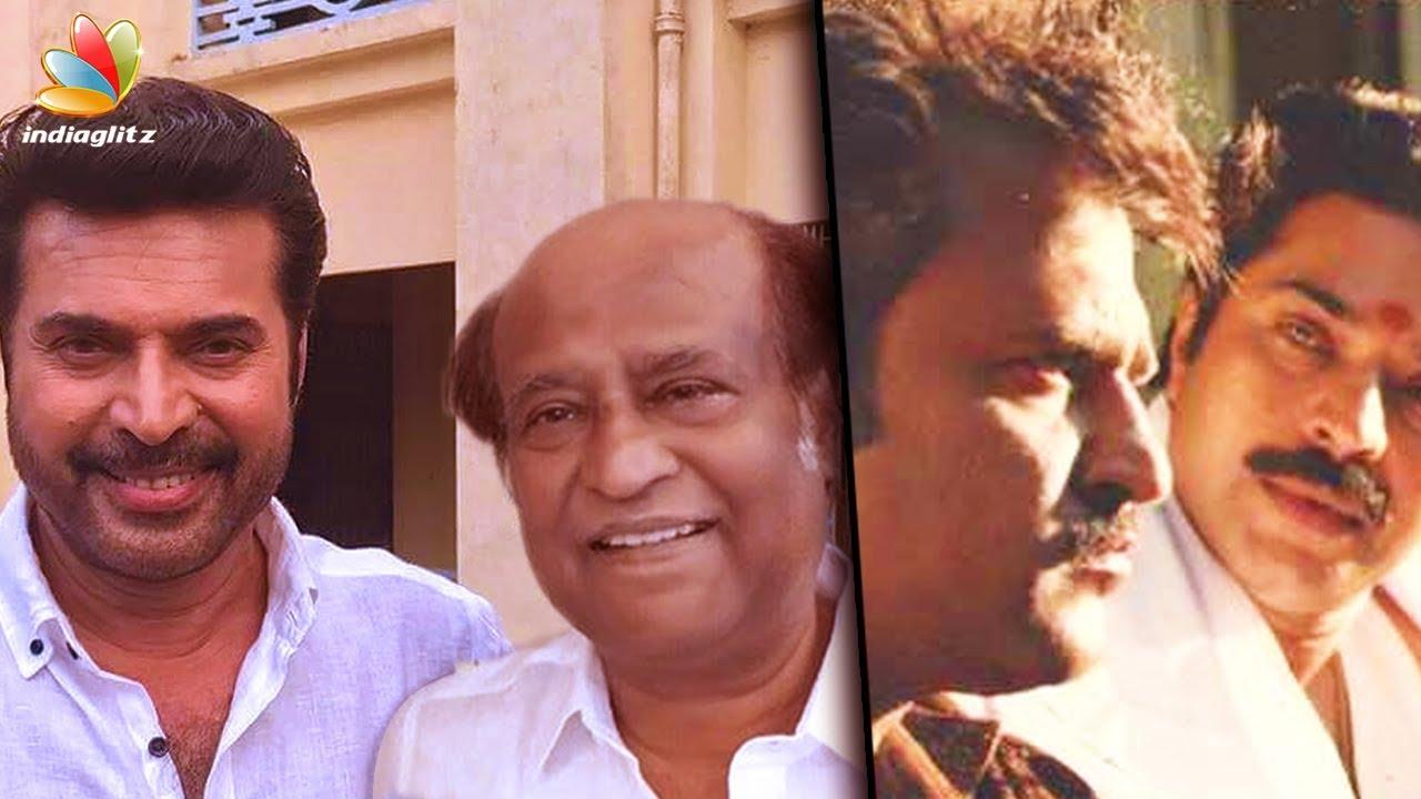 മമ്മൂട്ടിയും രജനിയും വീണ്ടും ഒന്നിക്കുന്നു | Rajinikanth and Mammootty to join hands after 26 years?