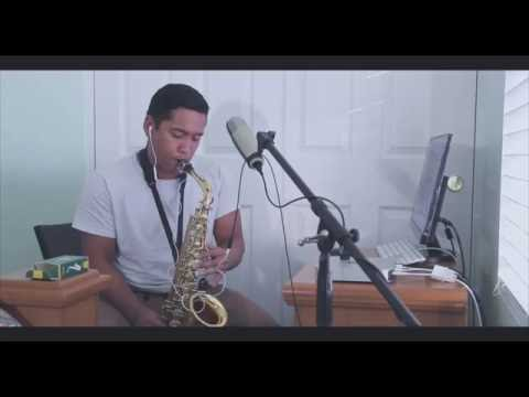 DJ Mustard - Don't Hurt Me - Saxophone by Abednego Tamba