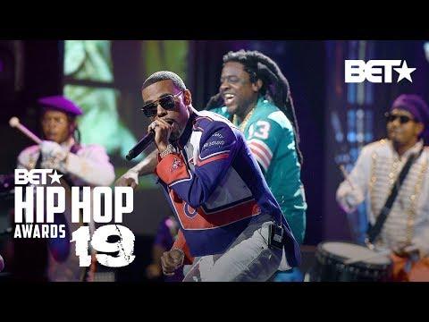 Mychal Maguire - 2019 BET Hip Hop Awards Highlights
