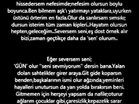Kahraman Tazeoğlu || Eğer Seversem Seni