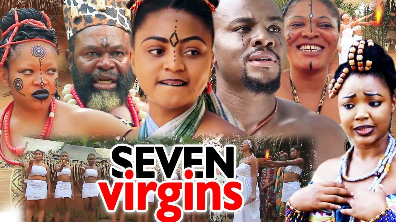 "Download New Movie Alert ""SEVEN VIRGINS"" Season 3&4 - (Regina Daniels) 2019 Latest Nollywood Epic Movie"
