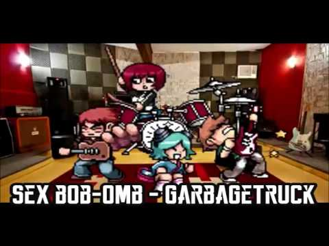 Sex Bob Omb - Garbage Truck (Instrumental Cover)