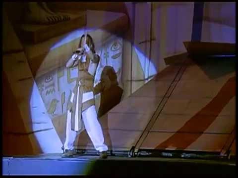 DJ BoBo - SHADOWS OF THE NIGHT ( World In Motion Tour 1997 )