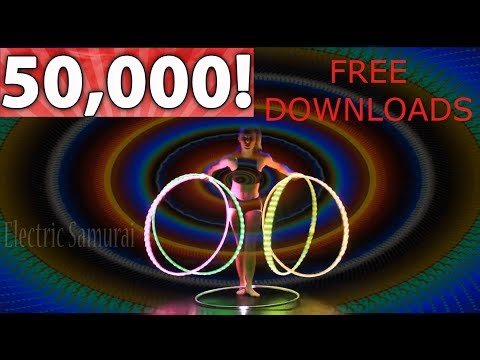 Psychedelic Trance mix 2017 I 50.000 subscribers mix [FREE DOWNLOADS] [Hoola Hoops/Firepoi]