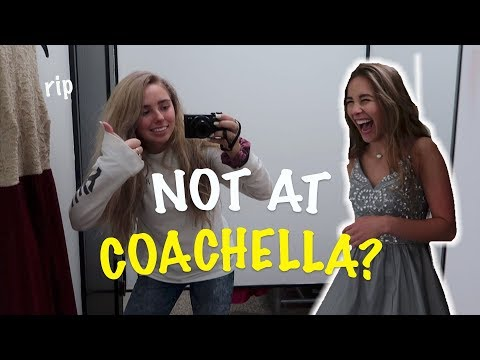 WHAT TO DO IF YOURE NOT AT COACHELLA!