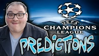 UEFA Champions League Group Stage Draw Reactions And Predictions.
