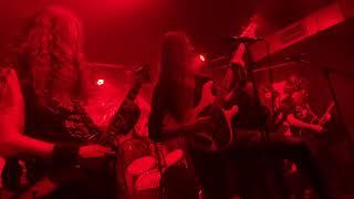 Gambar cover YAOTZIN ( Black Metal / Netherlands)/ Live / 9 März 2019 / HELVETE / Oberhausen / Deutschland
