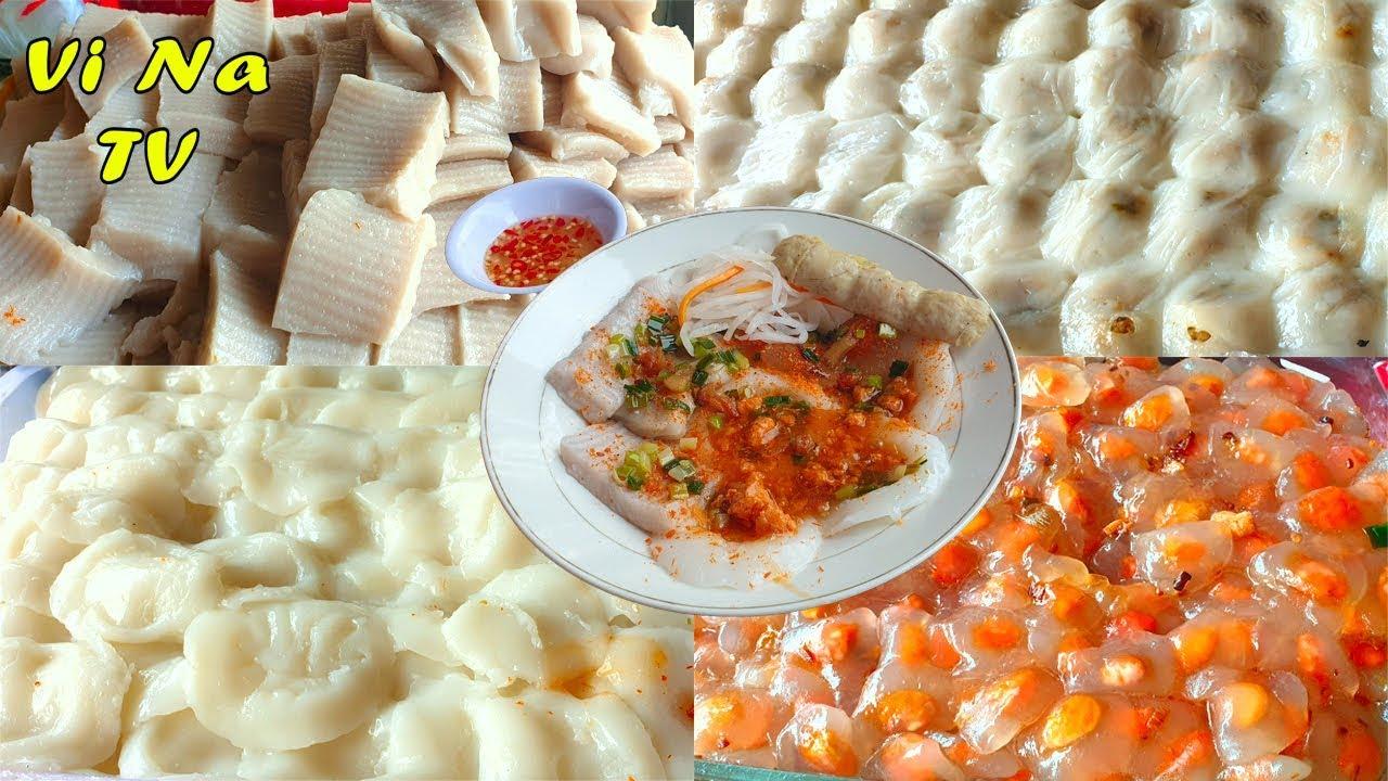 Bất ngờ phát hiện quán bánh bèo lai Sài Gòn hơn 10 năm chỉ bán trong vòng 3 tiếng – Vi Na TV