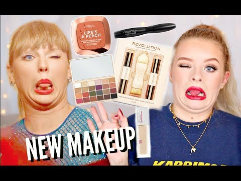 TAYLOR SWIFT DELICATE MUSIC VIDEO DRUGSTORE MAKEUP TUTORIAL | sophdoesnails