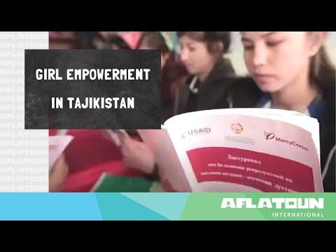 Girl empowerment in Tajikistan