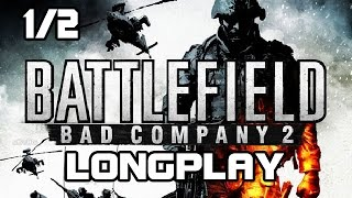 PS3 Longplay [002] Battlefield: Bad Company 2 - part 1of 2
