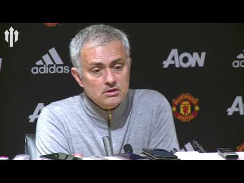 """Luke Shaw A Long Way Behind"" Manchester United vs Everton Press Conference"