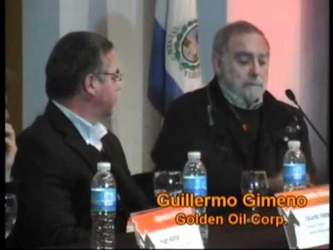 Guillermo Gimeno - Golden Oil Corp