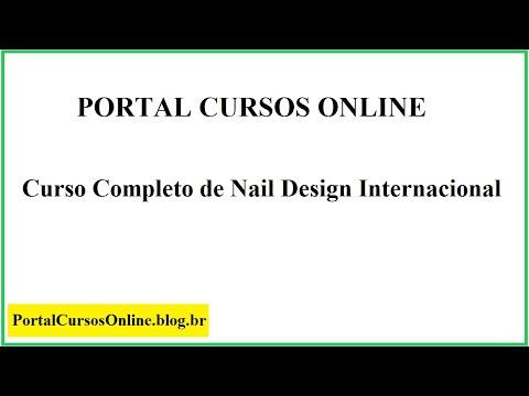 Curso Completo de Nail Design Internacional