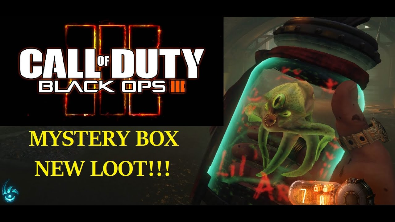 Mystery box new loot «lil arnie black ops zombies