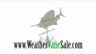 Weather Vane Sale