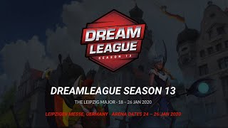DreamLeague Season 13 EU Closed Qualifier | Day 2