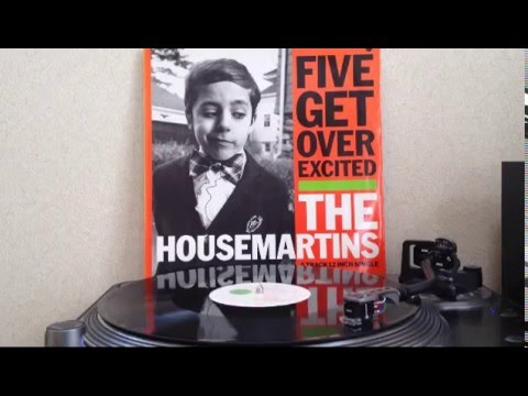 The Housemartins - Five Get Over Excited (12inch)
