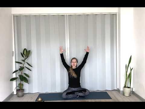 Yoga: Fredagsflow