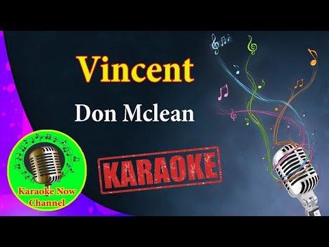 [Karaoke] Vincent- Don Mclean- Karaoke Now