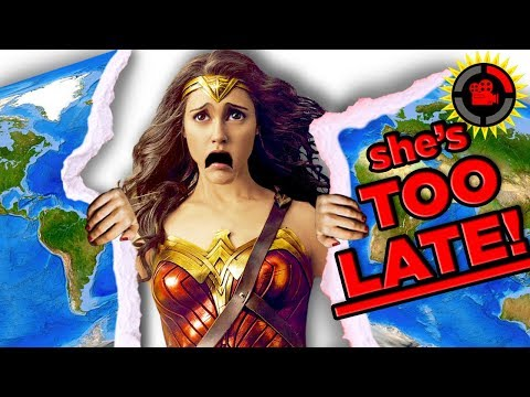 Thumbnail: Film Theory: How Wonder Woman FAILED Us!