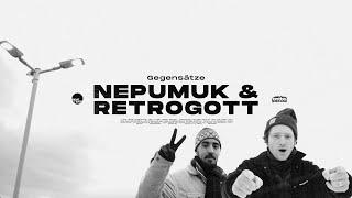 Nepumuk & Retrogott – Gegensätze