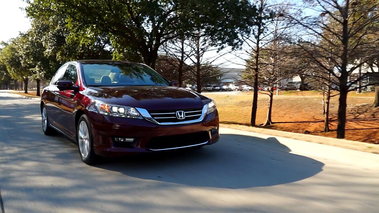how to drive auto honda accord save fuel