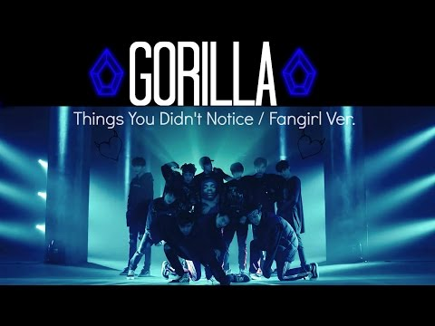 Thumbnail: PENTAGON ~ Things You Didn't Notice in Gorilla Music Video / Fangirl Ver.