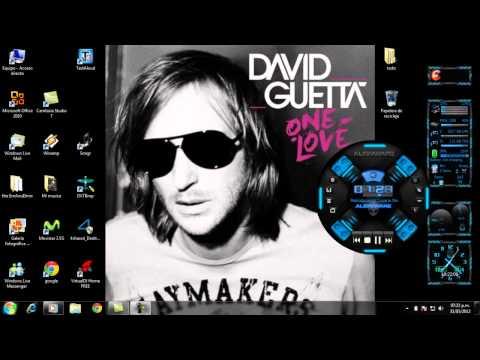 david guetta- love is gone. MP4 y MP3