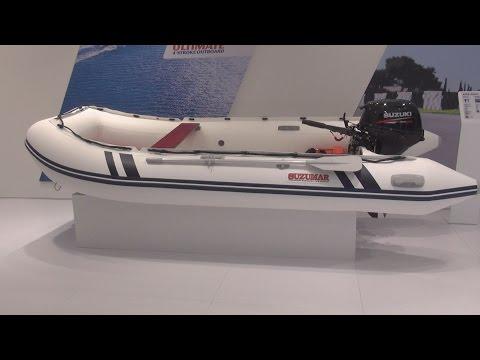 Suzuki Marine Suzumar 390 AL (2016) Exterior and Interior in 3D