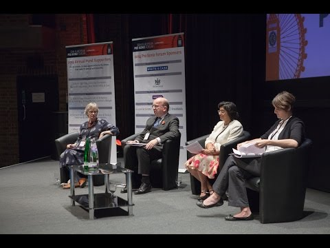 Debate: Access to Justice, Legal Aid and Pro Bono in the U.K.
