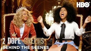 2 Dope Queens: Jessica Williams & Phoebe Robinson | HBO