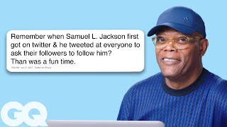 Samuel L. Jackson Goes Undercover on Reddit, Twitter, and Wikipedia | GQ