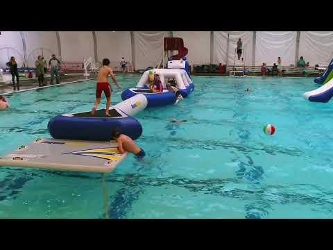 Aquapark rental: Challenge Track