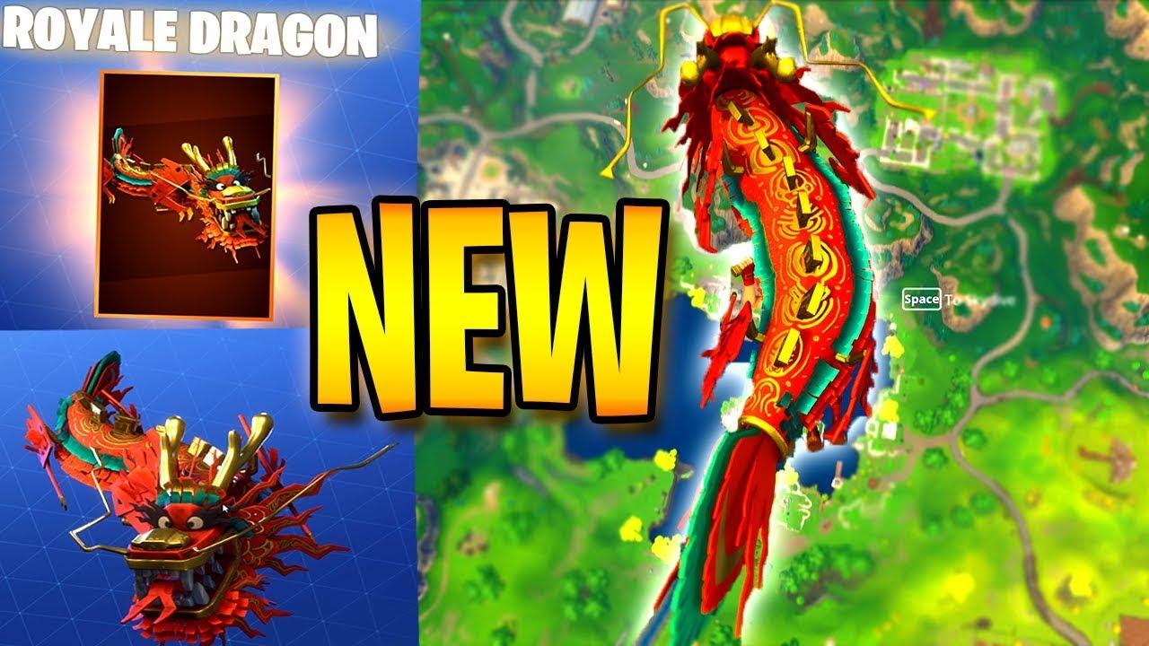 new royale dragon glider in fortnite battle royale tbnrkenworth video mas popular - fortnite fire dragon glider