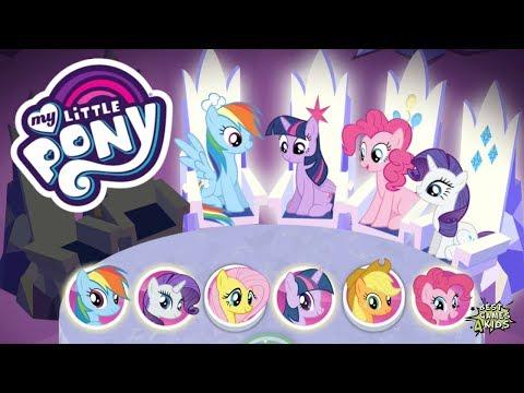 My Little Pony: Harmony Quest #33 | RAINBOW DASH & PINKIE PIE Adventure! By Budge Studios