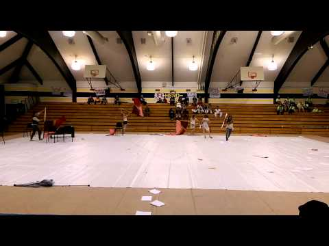 Elk Grove High School Winterguard 2015