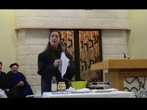 2014 Beth El Latke-Hamentashen debate - Gordon
