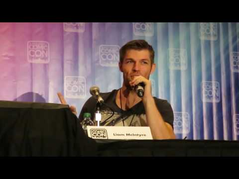 Liam McIntyre, Salt Lake Comic Con 2016